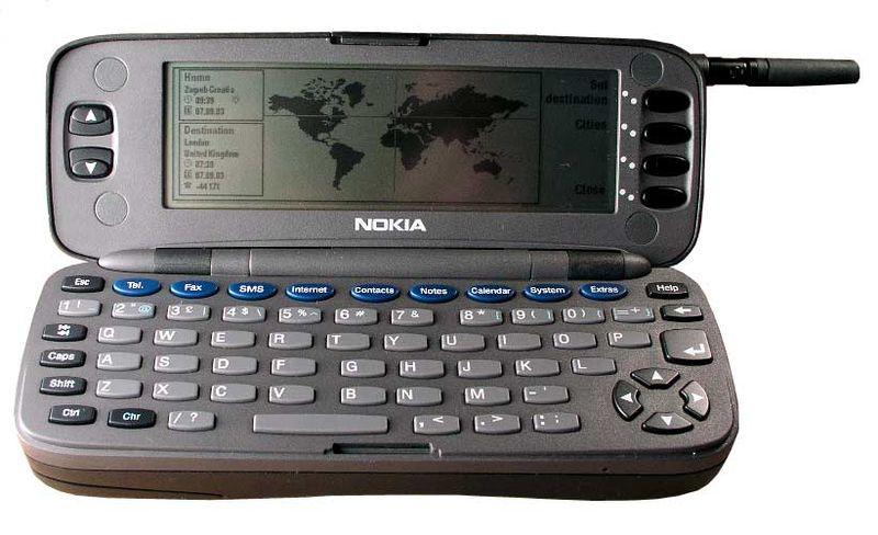 Nokia 9000 communicator smartmobil