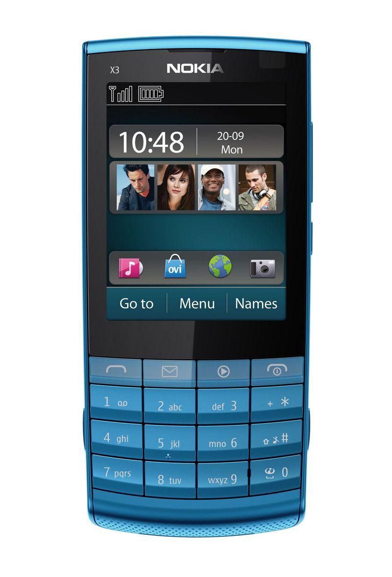 2010 Nokia X3