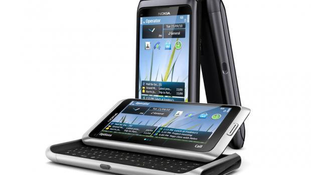 2011 Nokia E7