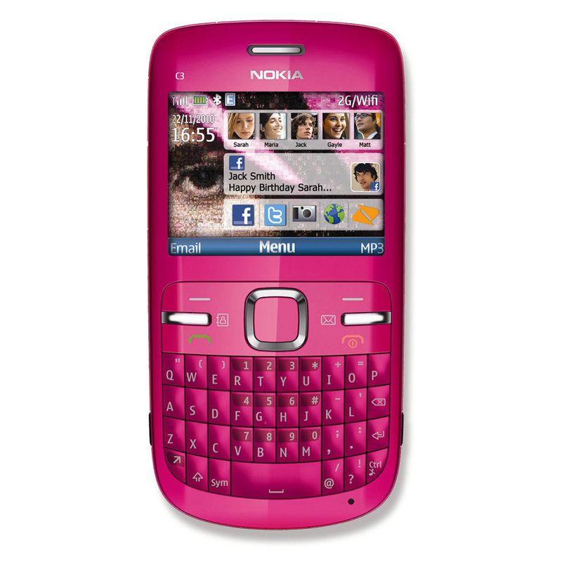 2010 Nokia C3