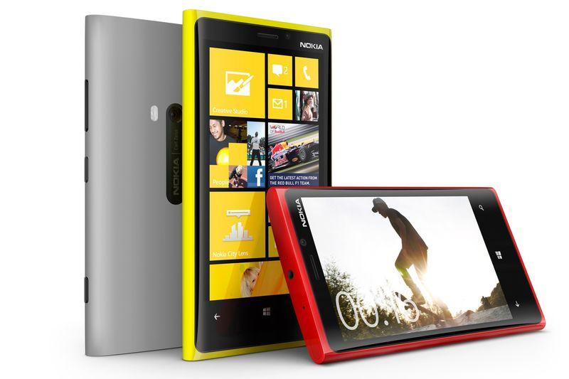 2012 Nokia Lumia 920