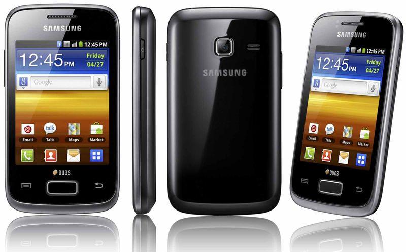 2012 Samsung Galaxy Y S5360