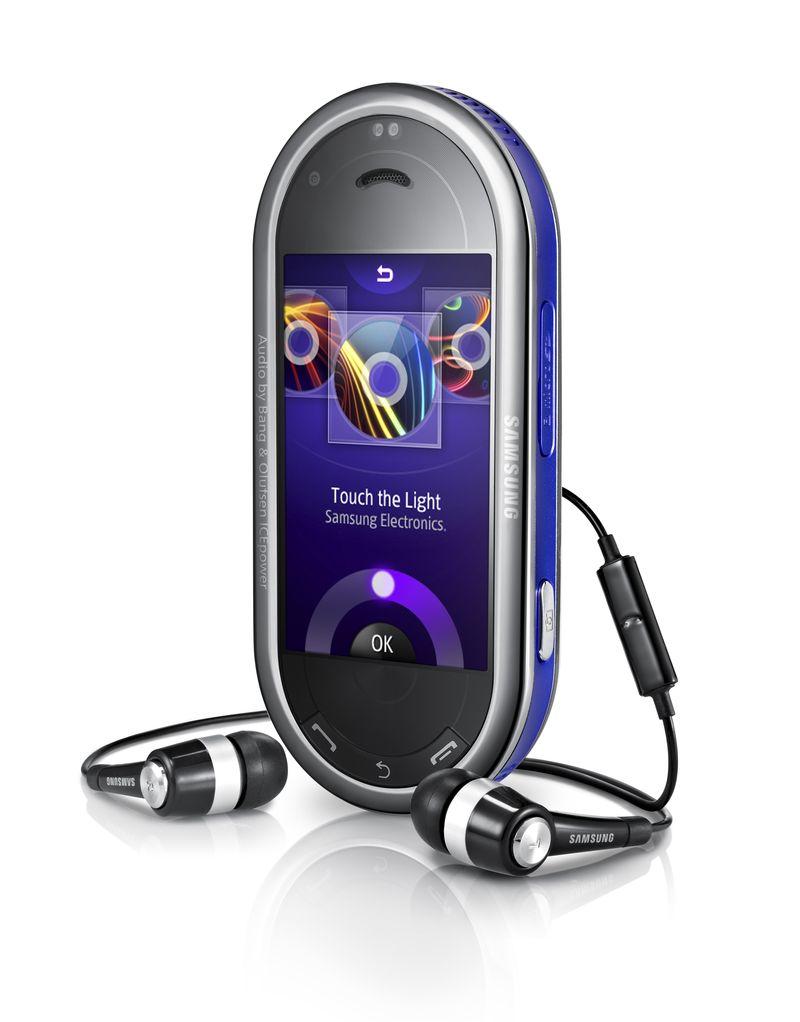 2009 Samsung M7600 BeatDJ