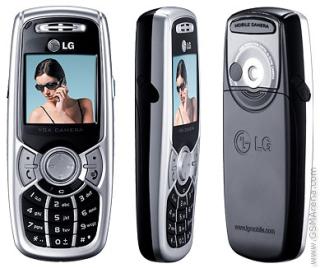 2005 LG B2100