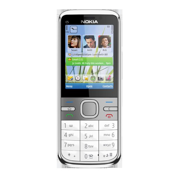 2010 Nokia C5