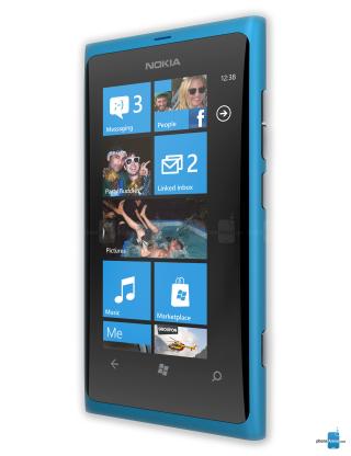 2011 Nokia Lumia 800