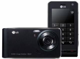 2007 LG KU990 Viewty