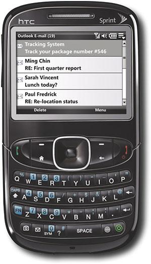 2009 HTC Snap