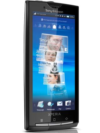 2010 Sony Ericsson X10i