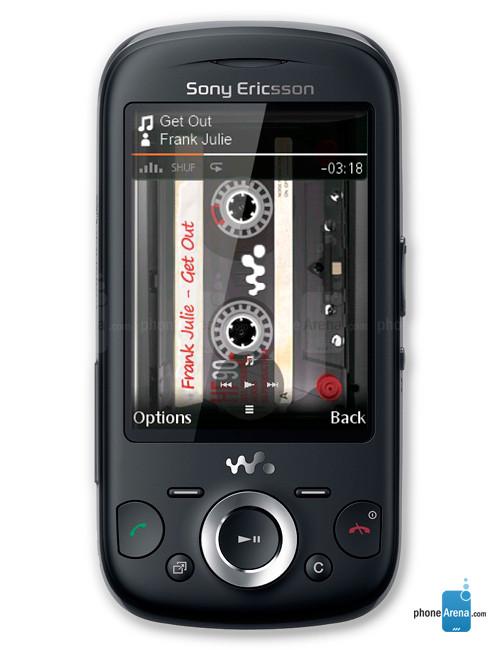 2010 Sony Ericsson Zylo