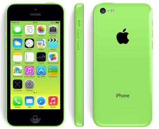 2013 Apple iPhone 5c