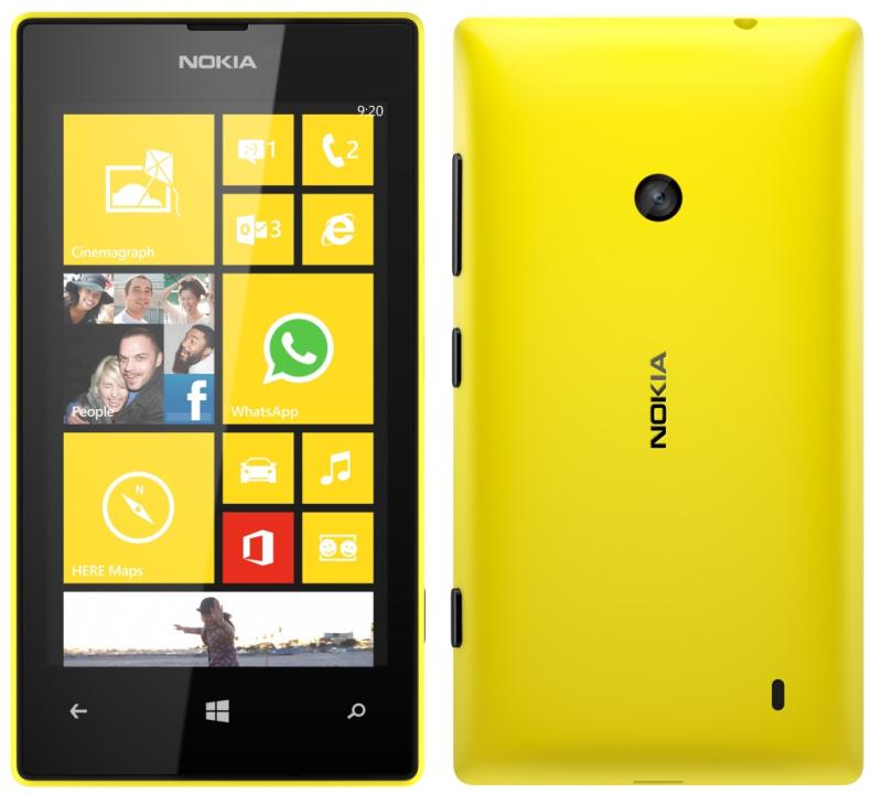 2013 Nokia 520