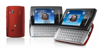 2010 Sony Ericsson X10 Xperia Mini Pro