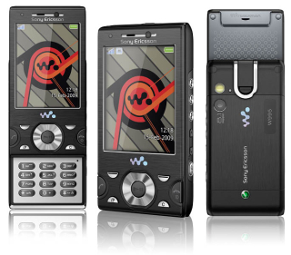 2009 Sony Ericsson W995
